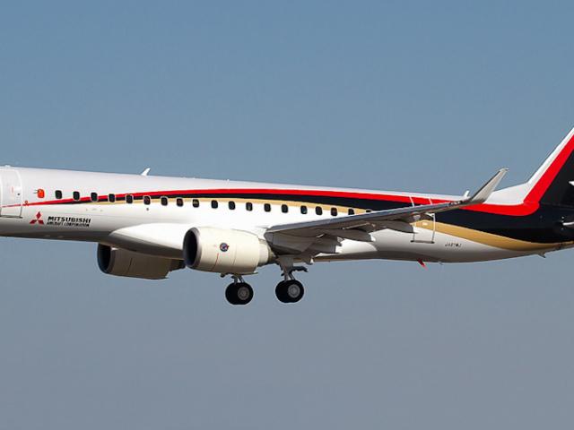 MRJ - Mitsubishi Regional Jet