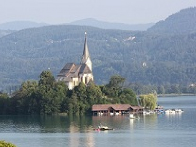 Лучшие курорты Австрии: озера Каринтии летом