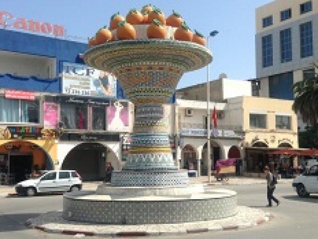 Курорт Набель в Тунисе