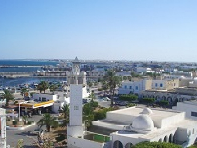 Курорт Махдия в Тунисе
