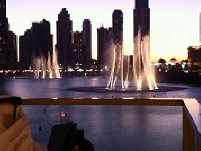Эмират Дубай в ОАЭ